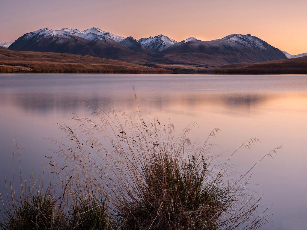 Lake Alexandrine South Island New Zealand