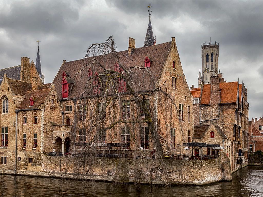 E Bruges Belgium Europe