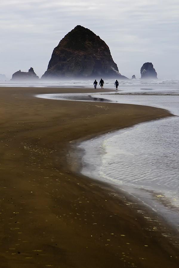 Cannon Beach Oregon America