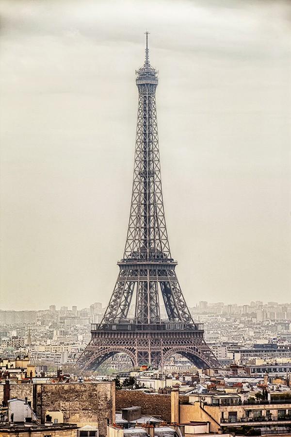 O Paris France Europe