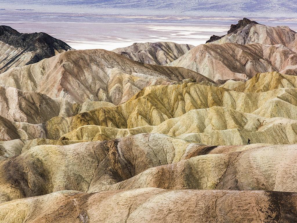 Dante's View Death Valley USA
